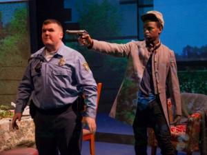 cop gun brer